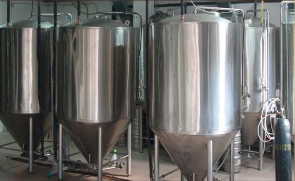 Крафтова пивоварня