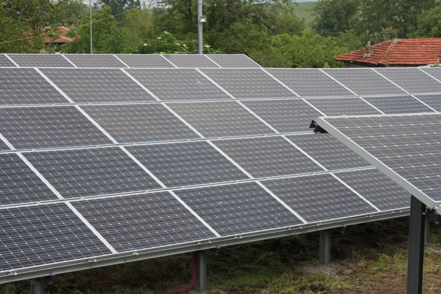 Солнечная электростанция в Болгарии. 85 000 €