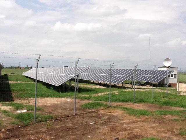 Солнечная электростанция в Болгарии. 240 000 €