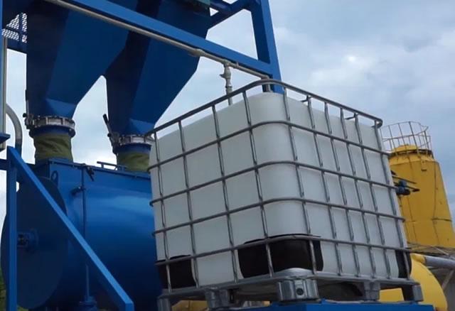Линия для производства газобетона неавтоклавного D600-D800
