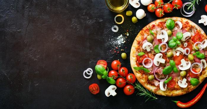 Рентабельная служба доставки пиццы, суши