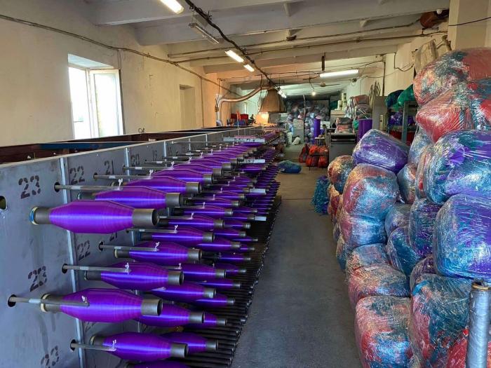 Продаётся производство сетки для овощей