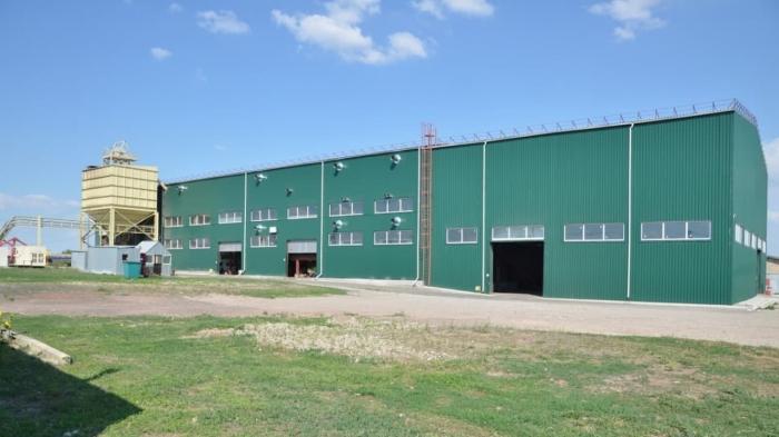 Маслозавод (завод по производству подсолнечного масла)
