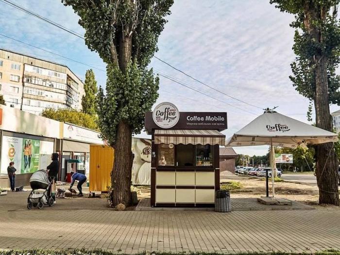 """Продаж мережі мобільних кав`ярень """"Coffee mobile"""""""