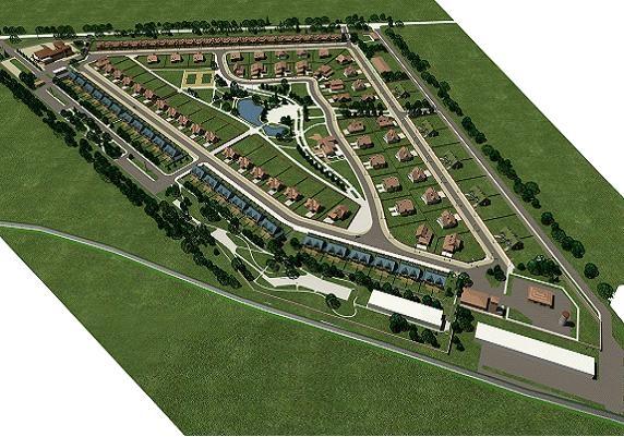 Эко-ландшафтный поселок , отель-кондоминимум  «Роживка-Сити».