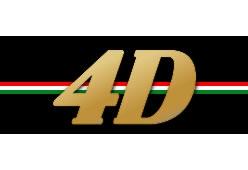 4D - итальянское мороженое.