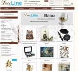 Продам интернет магазин сувениров и декора