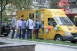 Готовая действующая кофейня на базе микроавтобуса
