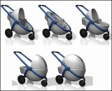 Продается интернет-магазин детской одежды, аксессуаров и колясок.