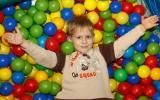 Детская развлекательная зона в ТРЦ