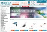 Интернет-магазин с месячным оборотом 92 000 $
