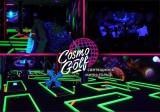 COSMO GOLF - новый вид бизнеса на рынке развлечений