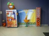 Двойной бизнес: вендинговые фреш автоматы и производство цукатов