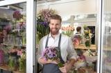 Стремительно развивающийся цветочный бизнес