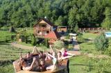 Прибыльная база отдыха в очень красивом месте в Карпатах