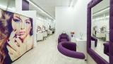 Продается модный салон красоты в торговом комплексе. Киев. Более 1500 постоянных клиентов.