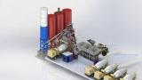 Продается бетонзавод (стационарная бетоносмесительная установка)