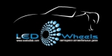 LED WHEELS - установка светящихся дисков на автомобиль.
