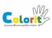 Colorit островки детского творчества - раскраска цветным песком