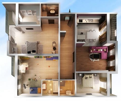Доступные и функциональные квартиры от застройщика.