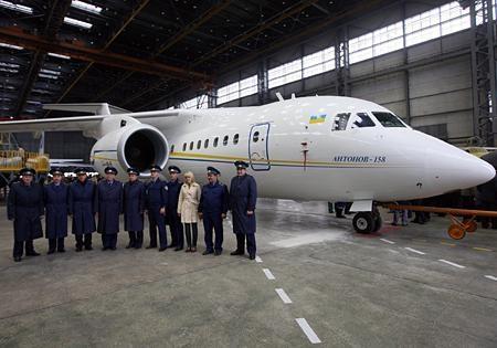 Россия купит АН-158 на сумму в полмиллиарда долларов