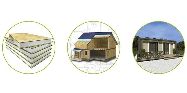 Строительство жилых домов из сип-панелей: преимущества технологии, отзывы жильцов и стоимость
