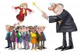 Поручение тех или иных задач продажи бизнеса своим сотрудникам