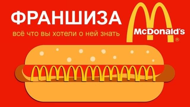 Всё о франшизе МакДональдс (McDonald`s)