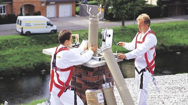 Перспективная ниша: продажа керамических дымоходных систем в Украине