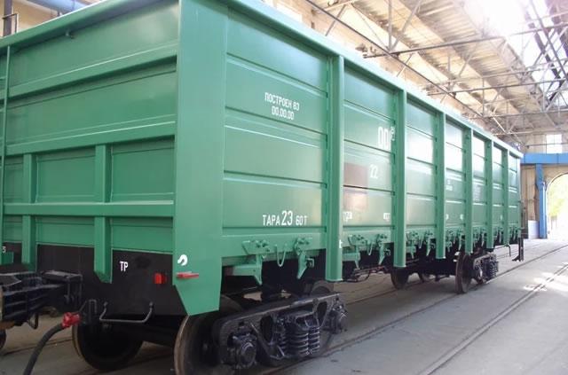 Аренда вагонов в Украине
