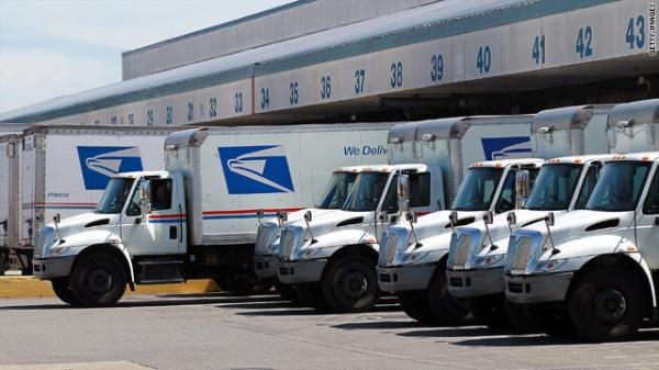 Слияние двух крупнейших мировых почтовых операторов.