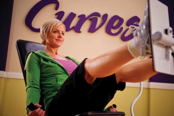 Компания Curves откроет в Украине 30 фитнес-клубов до конца года.