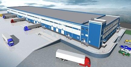 В Луганской области будет построен современный складской комплекс.