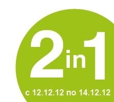 БизРейтинг: итоги 2012 года и подарки.