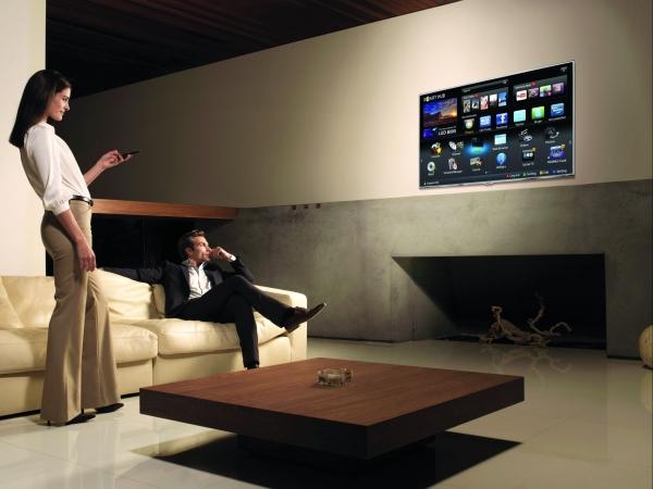 Продажи телевизоров Smart-TV в Украине стремительно растут на фоне отрицательной динамики мирового рынка