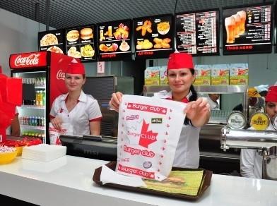 Продажа ресторана фаст-фуд «Burger Club»: все преимущества действующей франшизы