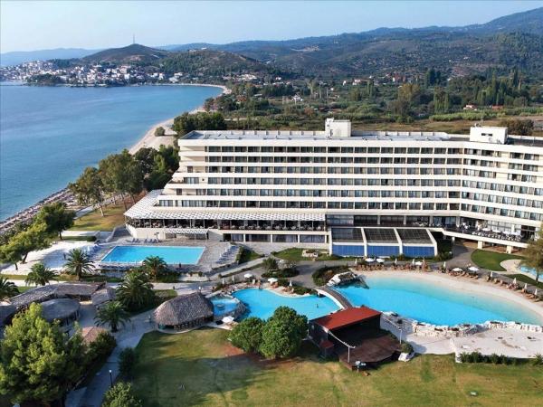 Две гостиницы Греции – две жемчужины на Халкидики